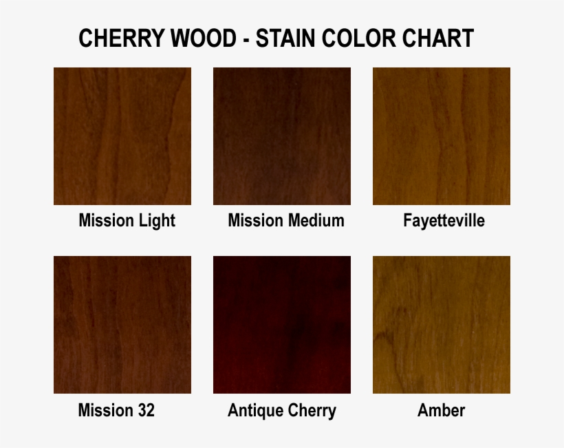 Stain Color Sample Kit Solid Wood
