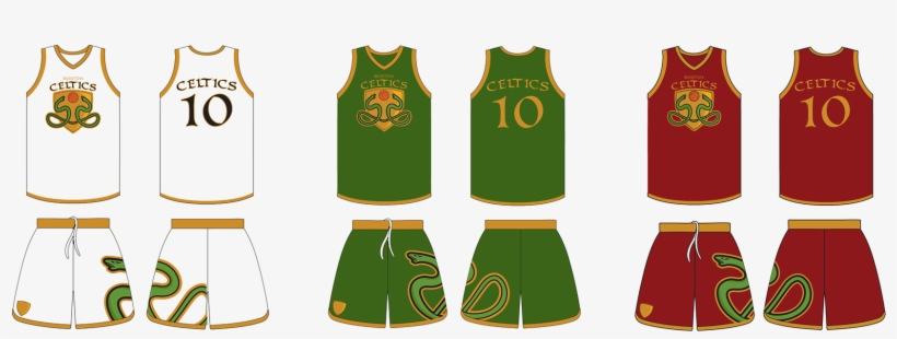 Boston Celtics Redesign Charlotte Hornets Jersey White Concept 1920x685 Png Download Pngkit