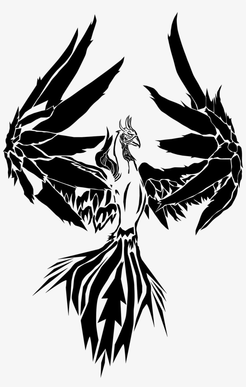 Fenix Desenho Png Phoenix Art Tattoo 1050x1600 Png Download