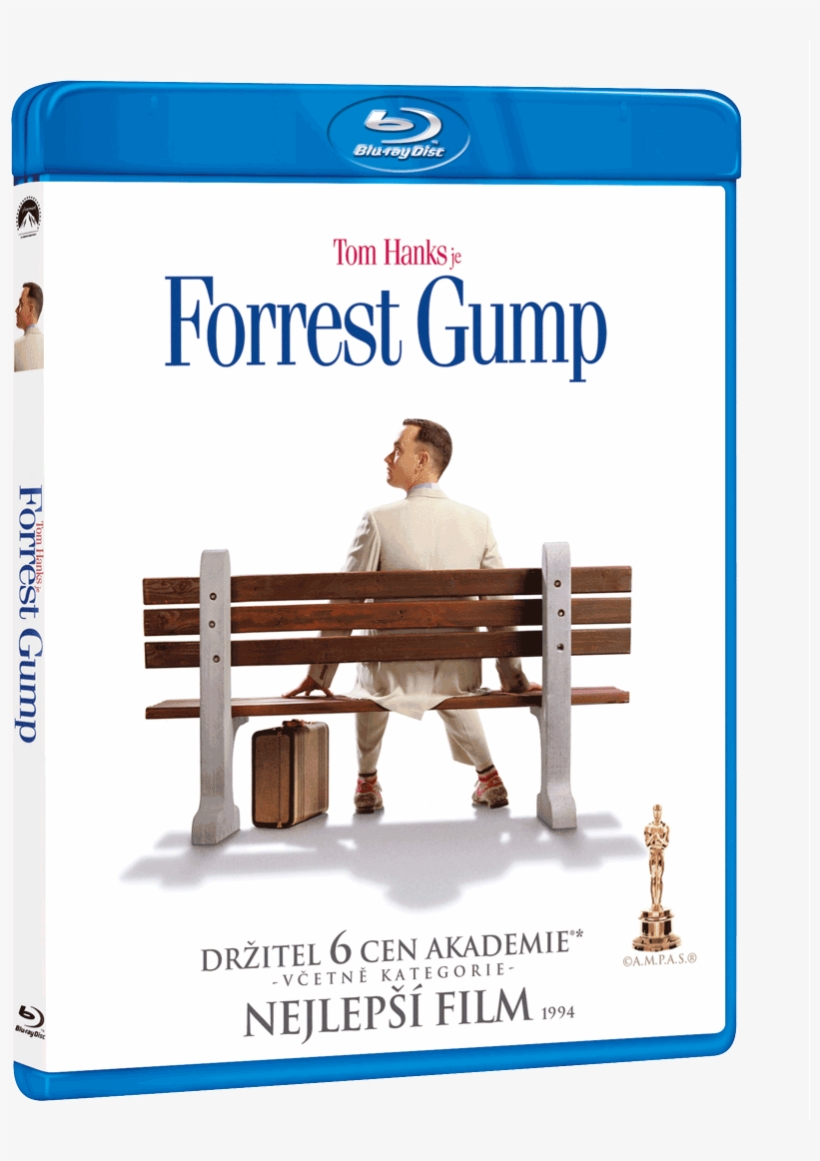 Forrest Gump Blu Ray 1994 English Forrest Gump 1994 Bluray 860x1080 Png Download Pngkit