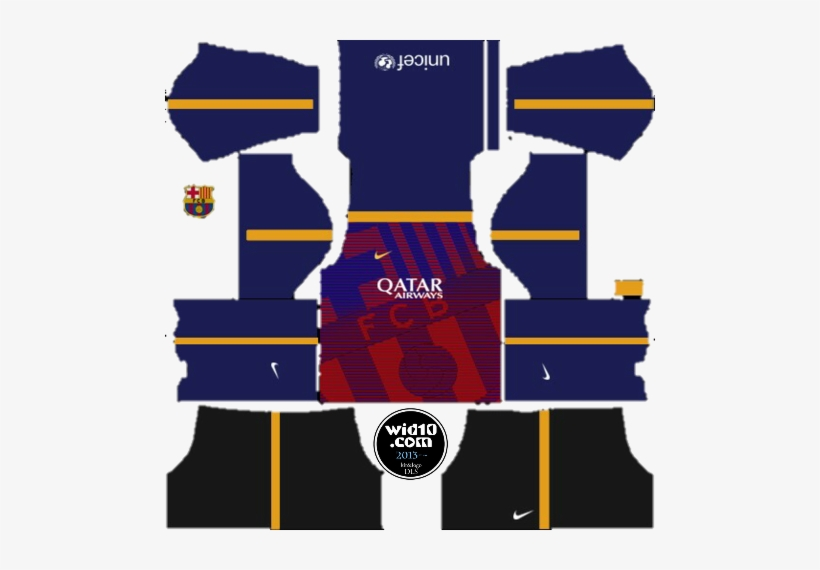 d76e5f1f4 Barcelona Kits Logo Url 2017 2018 Updated Dream League - Kit Borussia  Dortmund Dream League Soccer 2018