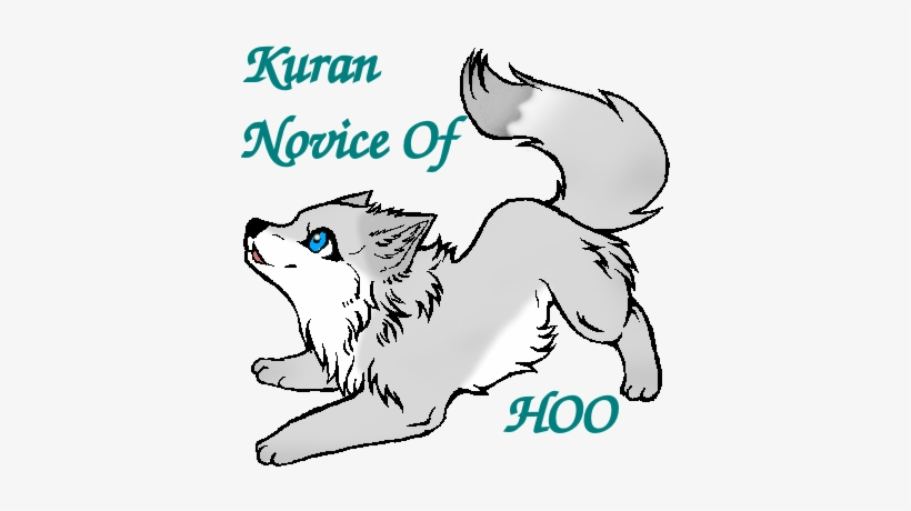 Anime Wolf Pup Chibi Wolf Coloring Page 394x400 Png Download Pngkit