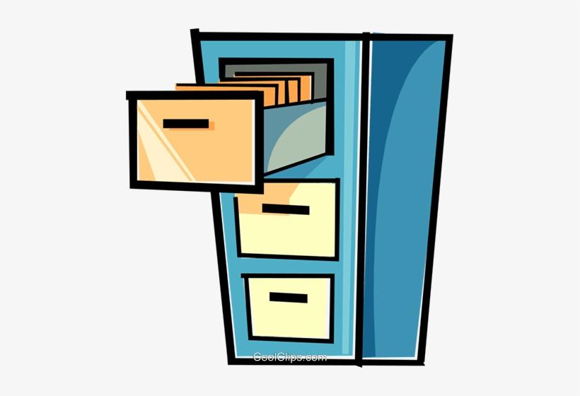 Filing Cabinet Royalty Free Vector Clip Art Illustration Cartoon Filing Cabinet 463x480 Png Download Pngkit
