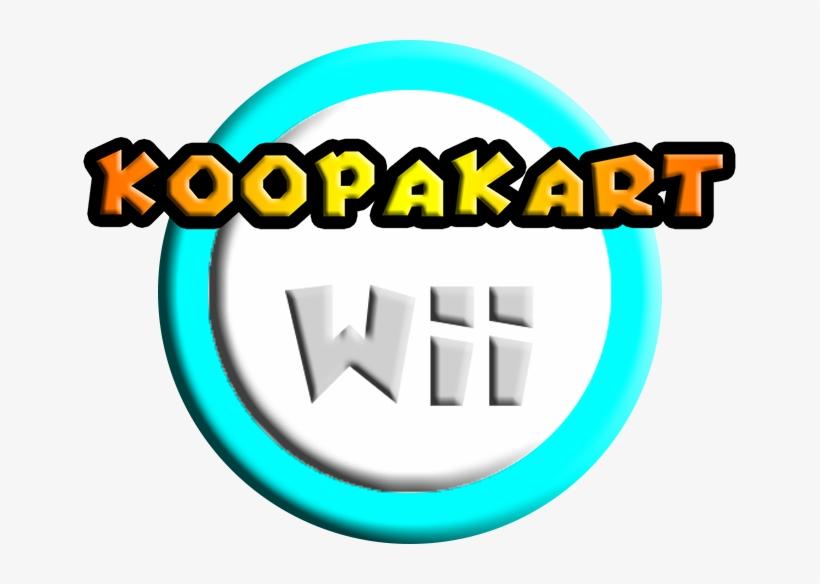 Koopa Kart Wii Logo Nintendo 653x504 Png Download Pngkit