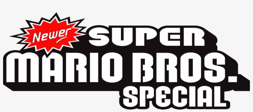 original super mario bros logo