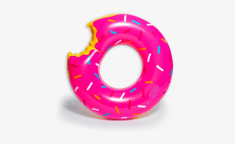 Donut Float Pool Floaties Transparent Background 454x454