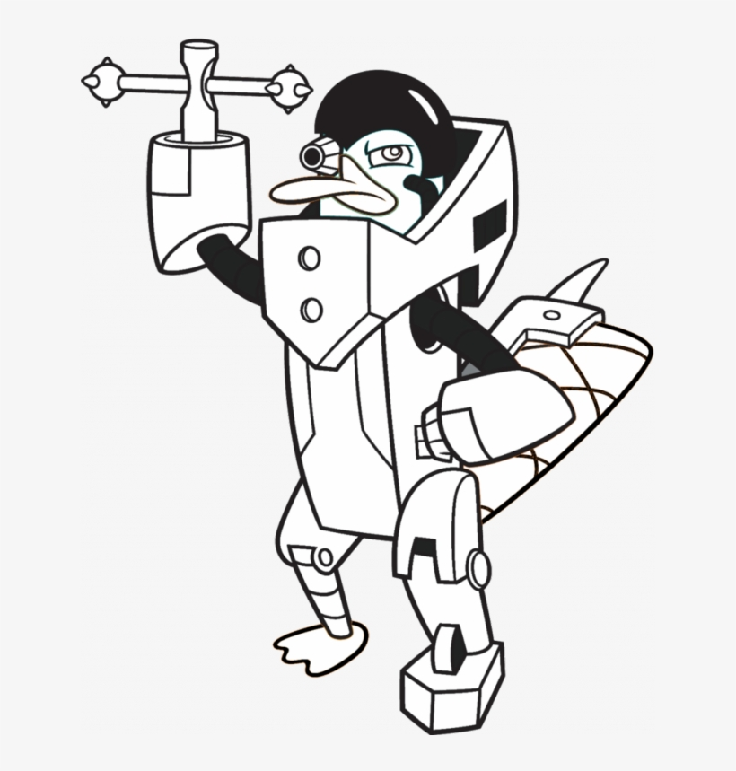 Perry The Platypus Coloring Page Coloring Pages Amp Perry The