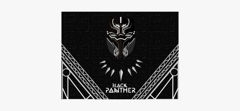 Black Panther Illustration Marvel Free Throw Wakanda