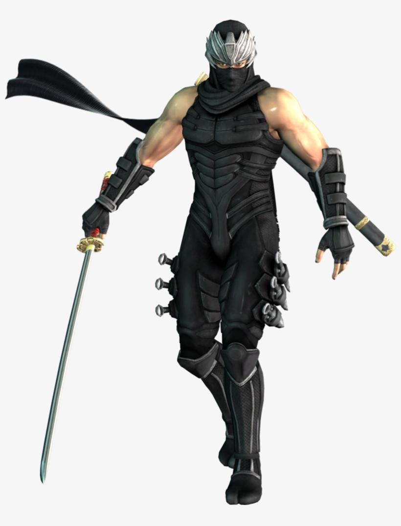 ninja gaiden 3 ryu hayabusa