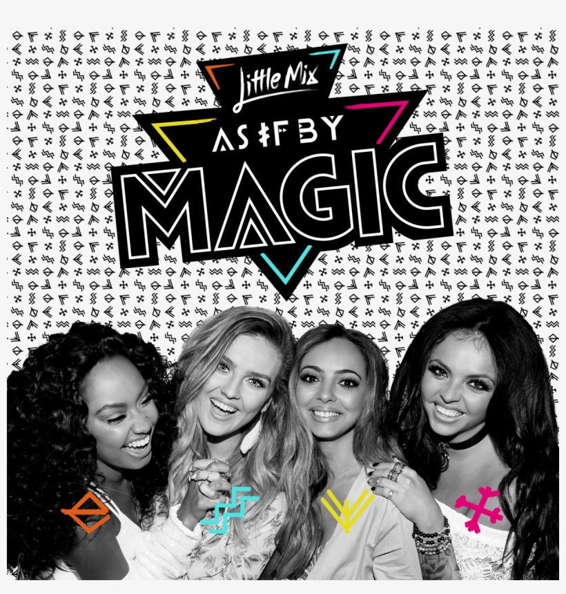 Little Mix On Twitter - Little Mix Black Magic Art Album