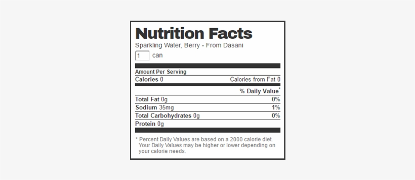 Dasani Water Bottle Nutrition Facts Arizona Sweet Tea Nutrition Facts 307x467 Png Download Pngkit