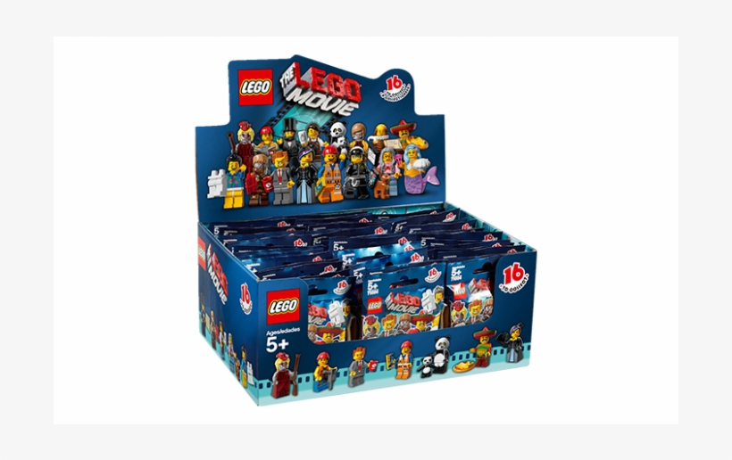Lego 71004 The Movie Series Minifigures 700x700 Png Download Pngkit