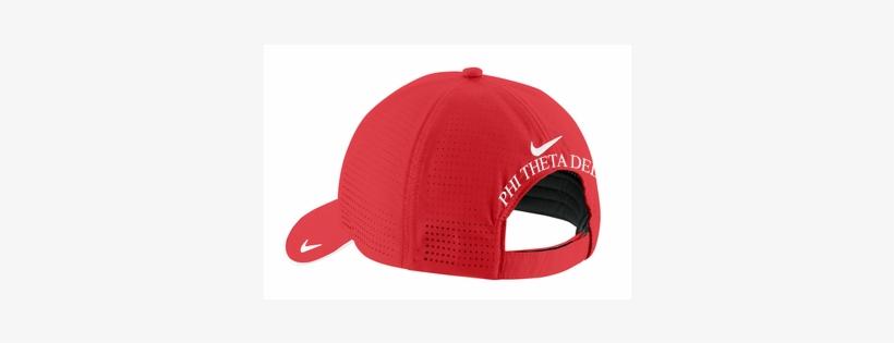 c99ec34f0bd1a Phi Delta Theta Nike Golf Dri-fit Swoosh Perforated - Baseball Cap ...