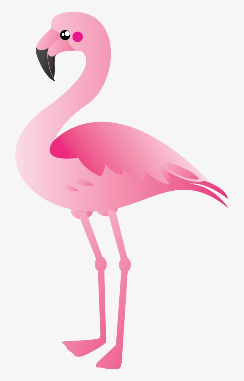 free cute pink flamingo clip art flamingo11 - flamingo png vector -  717x1199 png download - pngkit  pngkit
