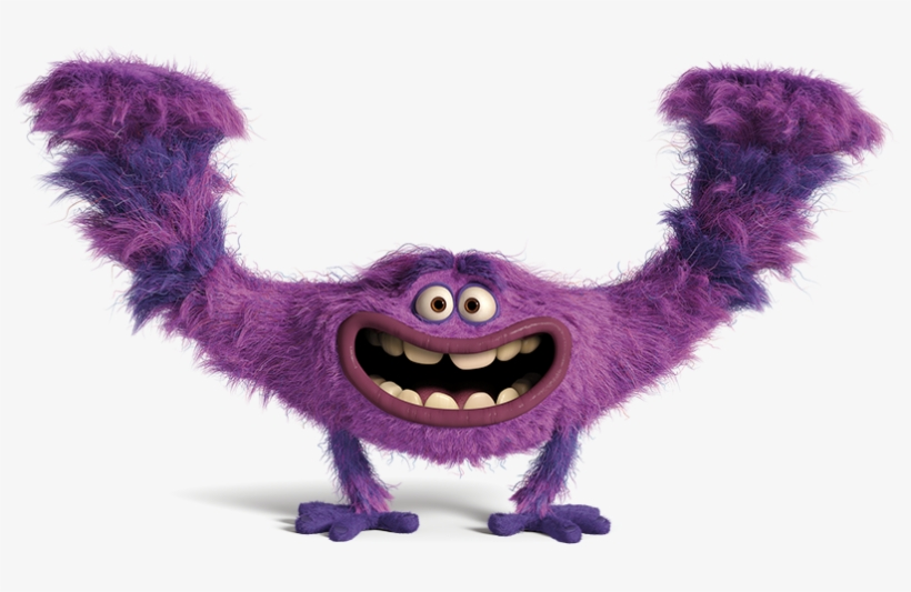 Monsters Inc Characters Png Transparent Body Parts Monster Inc 804x453 Png Download Pngkit
