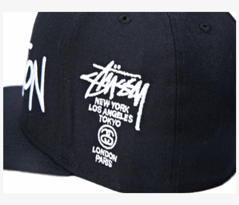 7a9093b45a5 Download Stussy Compton Snapback Hat - Stussy - Mens Stock Lock Hat - Full  Size PNG Image - PNGkit