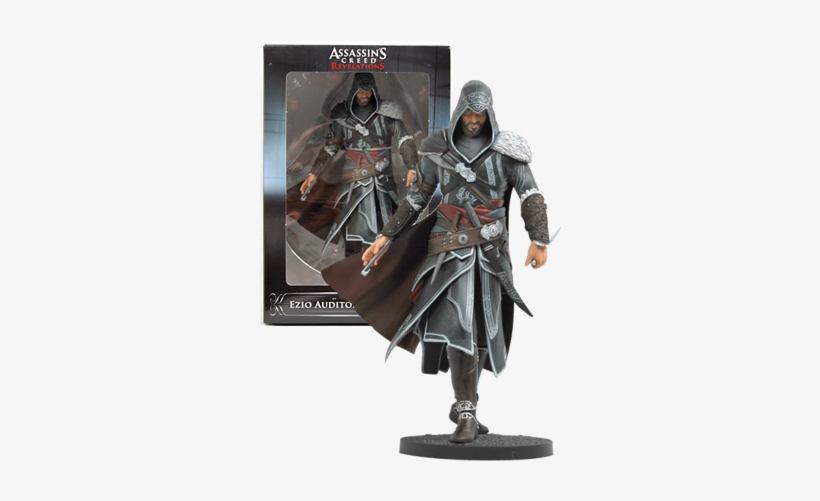 Ezio Auditore Brotherhood Statue Assassin S Creed Revelations