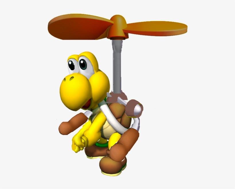 In Super Mario Bros Koopa Troopa 574x600 Png Download Pngkit