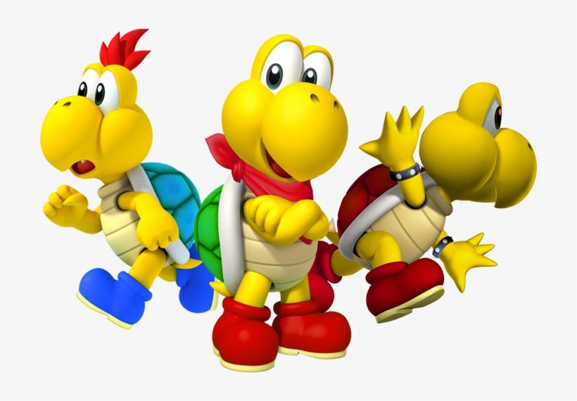 Free Super Mario Bros Movie Koopa Troopa Koopa Troopa Super
