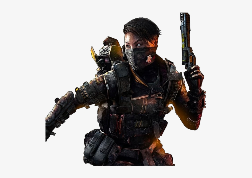 Call Of Duty Character Call Of Duty 600x500 Png Download Pngkit