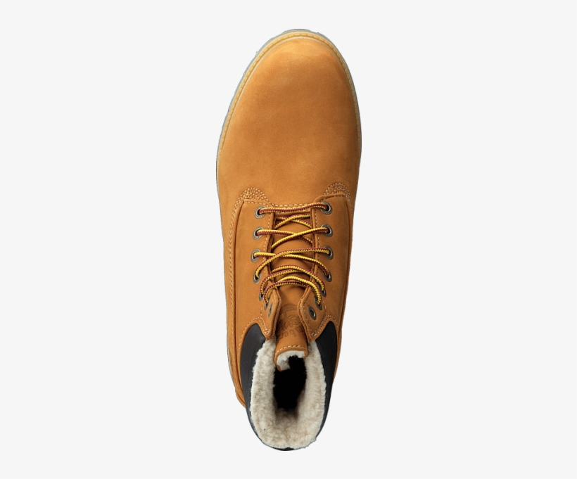Timberland Heritage 6 In Warm lined Boot Wheat Nubuck Boot