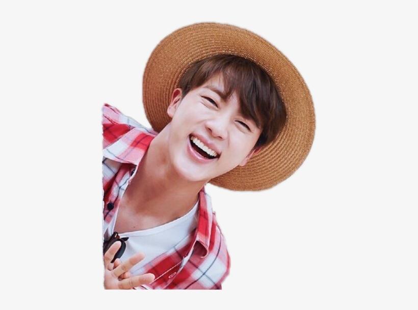 Report Abuse Jin Bts Cute Smile 427x529 Png Download Pngkit