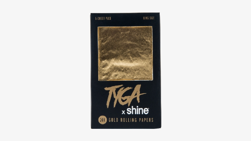 Tyga X Shine King Size Tyga 24k Shine 500x500 Png Download Pngkit