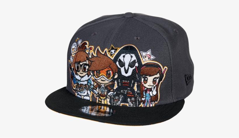 f5707176780dc Tokidoki X Overwatch Snapback Hat - Overwatch New Era Hat - 550x550 ...
