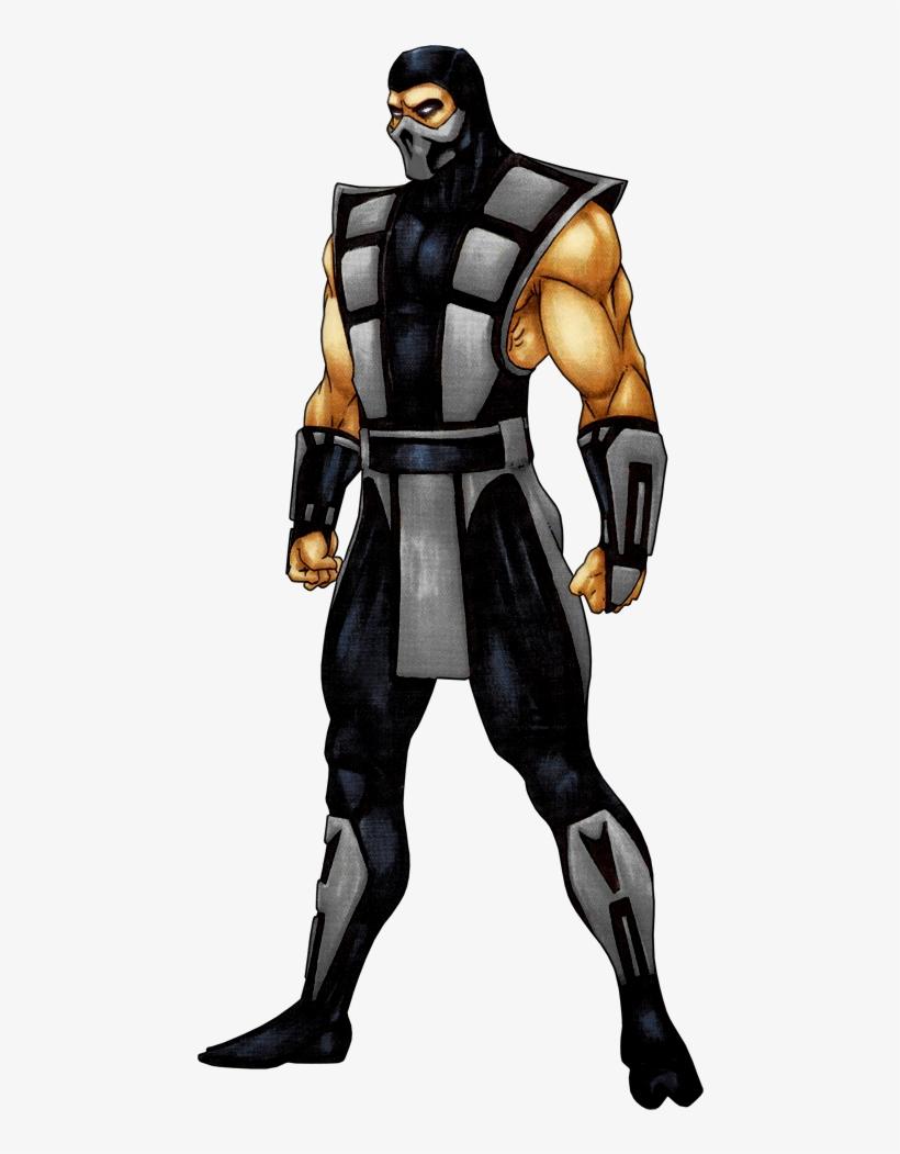 Special Moves Scorpion Mortal Kombat 493x1000 Png Download