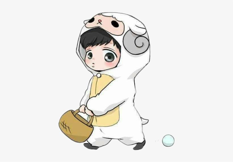 333 3333185 kpop chibi cute exo lay lay exo chibi