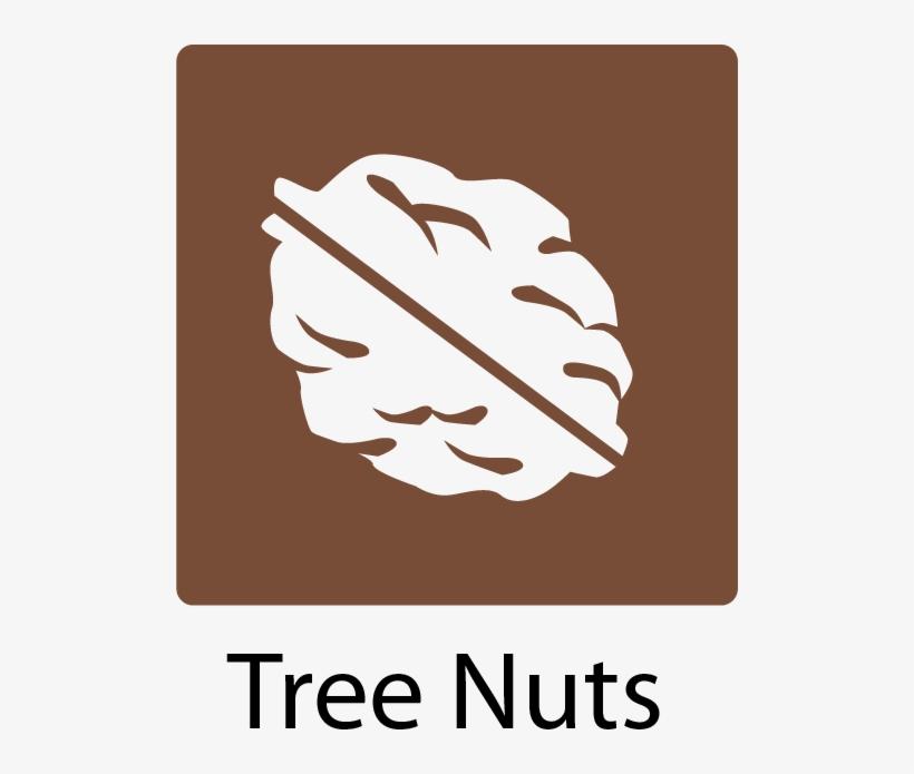 Image result for allergen tree nuts simbol
