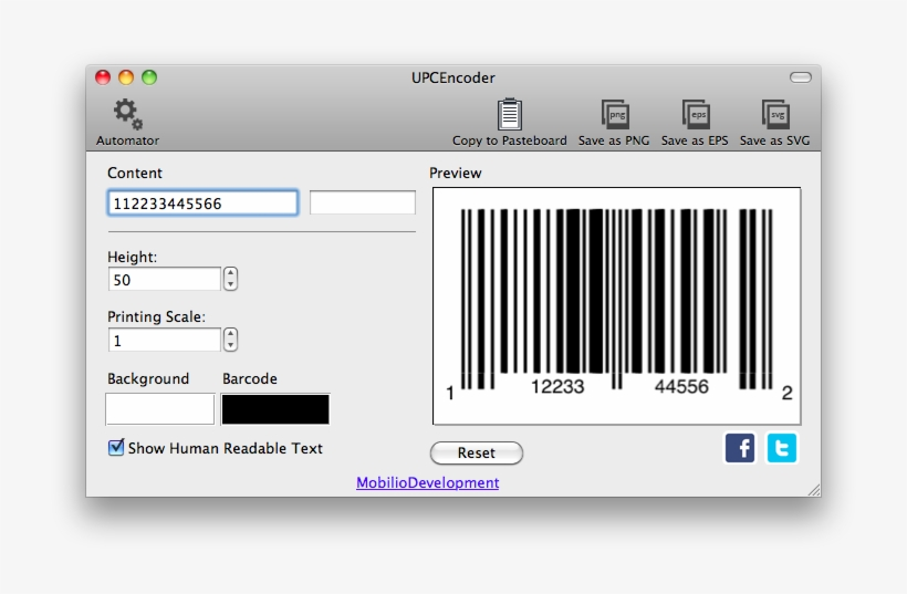 Generating Upca Without Extension - Barcode Generator Online Upc A