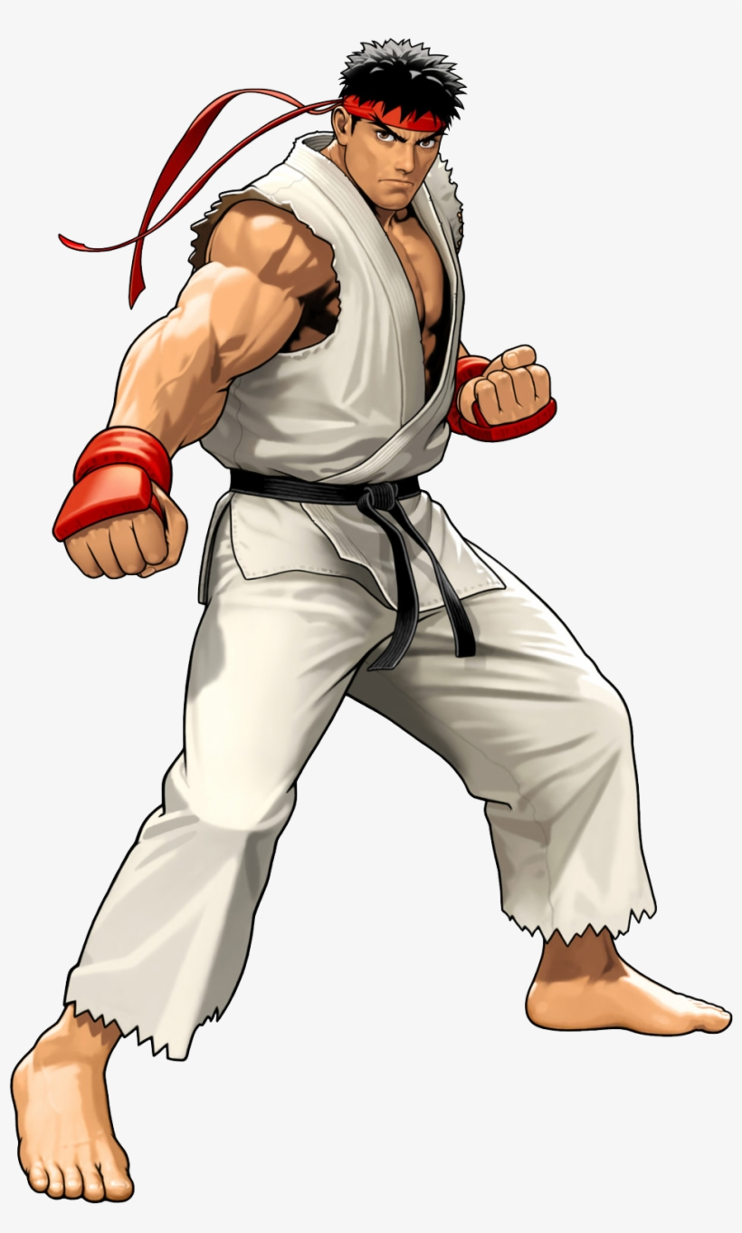 ryu street fighter 5 png