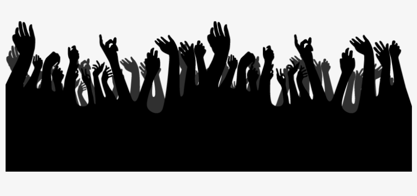 Crowd Hands Clipart Graphic Transparent Hands Up Silhouette Png 818x645 Png Download Pngkit Download 579 hand png images with transparent background. crowd hands clipart graphic transparent