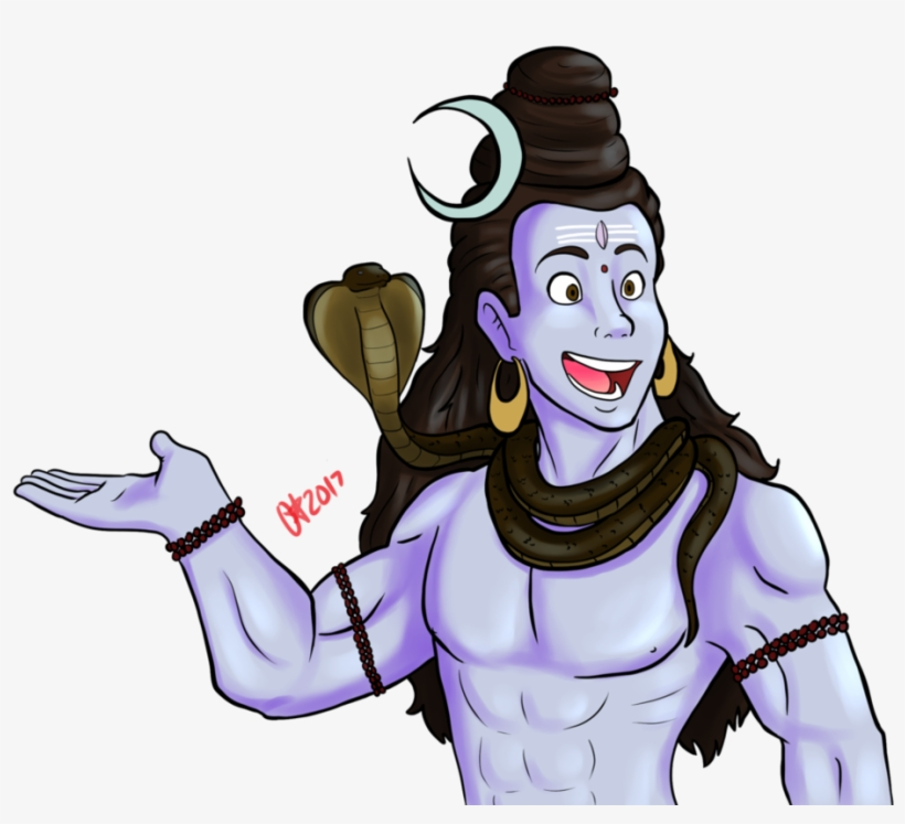 Shiva Drawing Lord Krishna Lord Shiva Cartoon Character