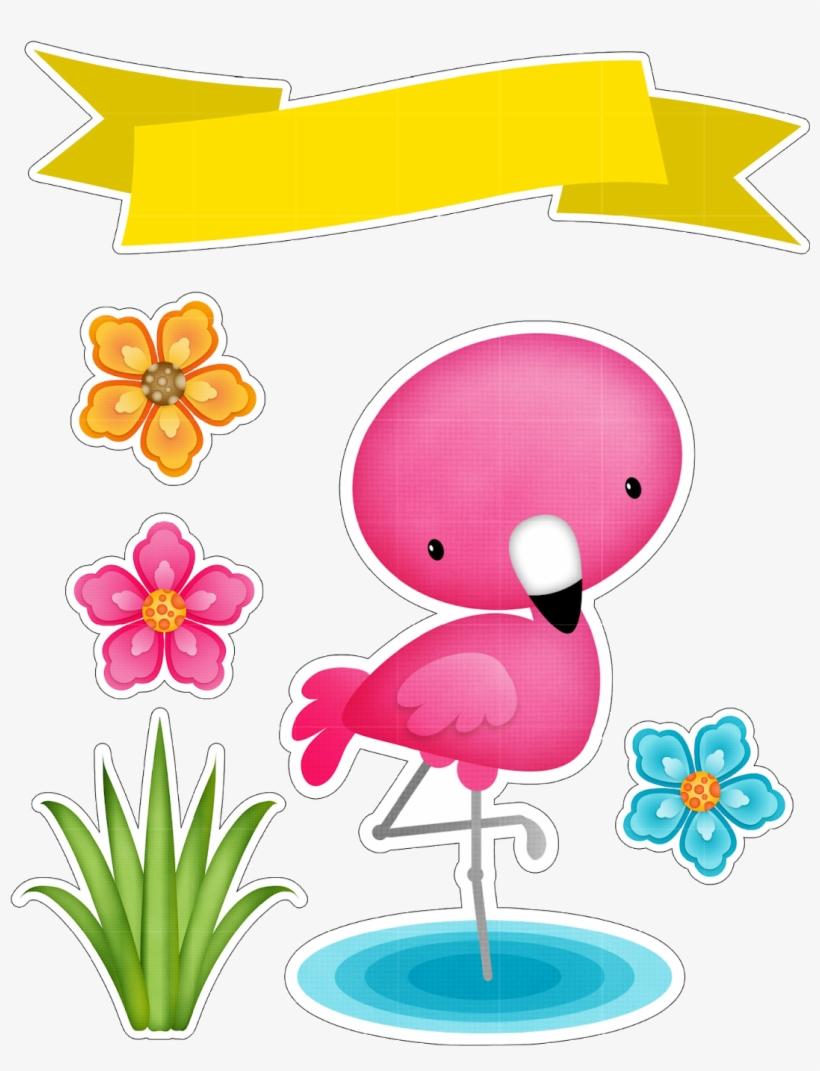 Flamingo Flamingo Party Festa Flamingo Luau Party