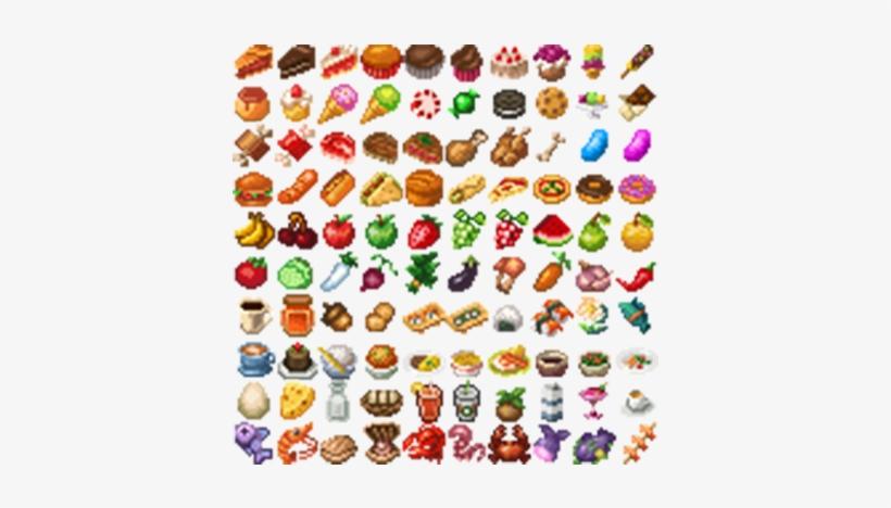 Free Food Pixel Art 600x500 Png Download Pngkit