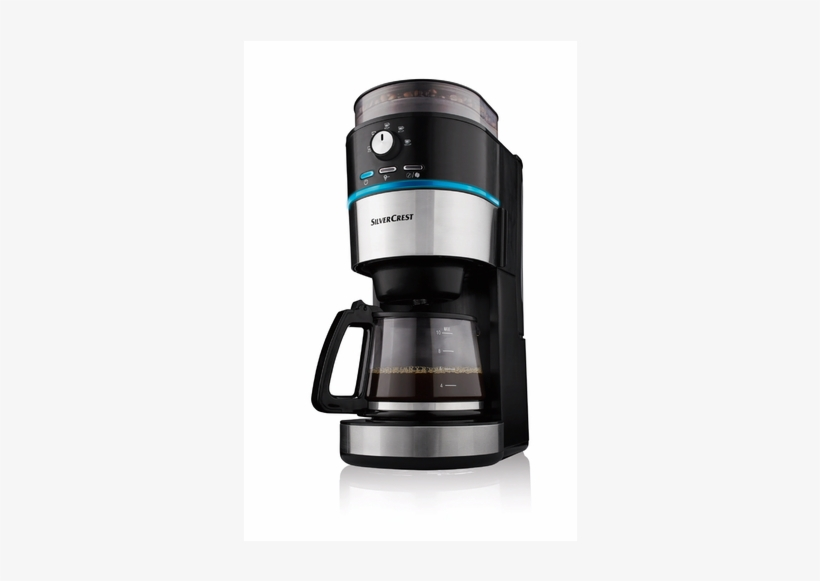 Silvercrest Coffee Machine Lidl 2017 500x500 Png Download