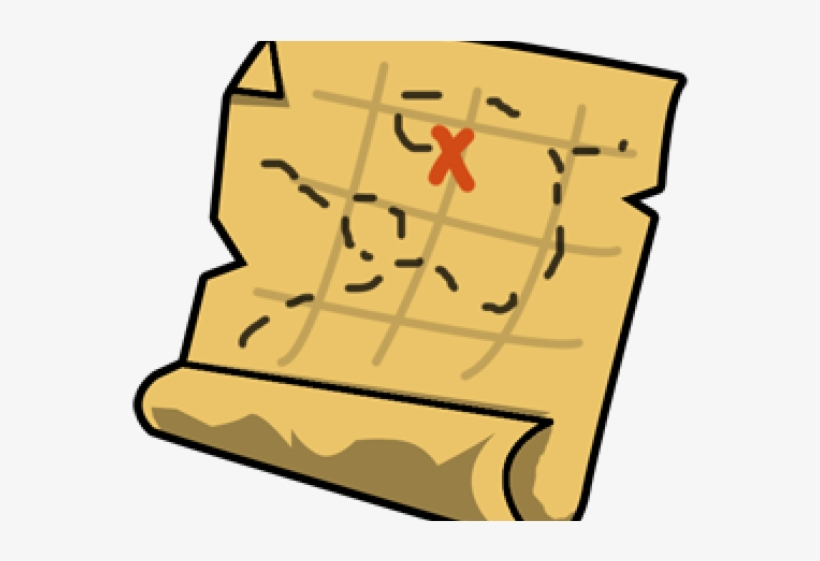 Treasure Map - 640x480 PNG Download - PNGkit