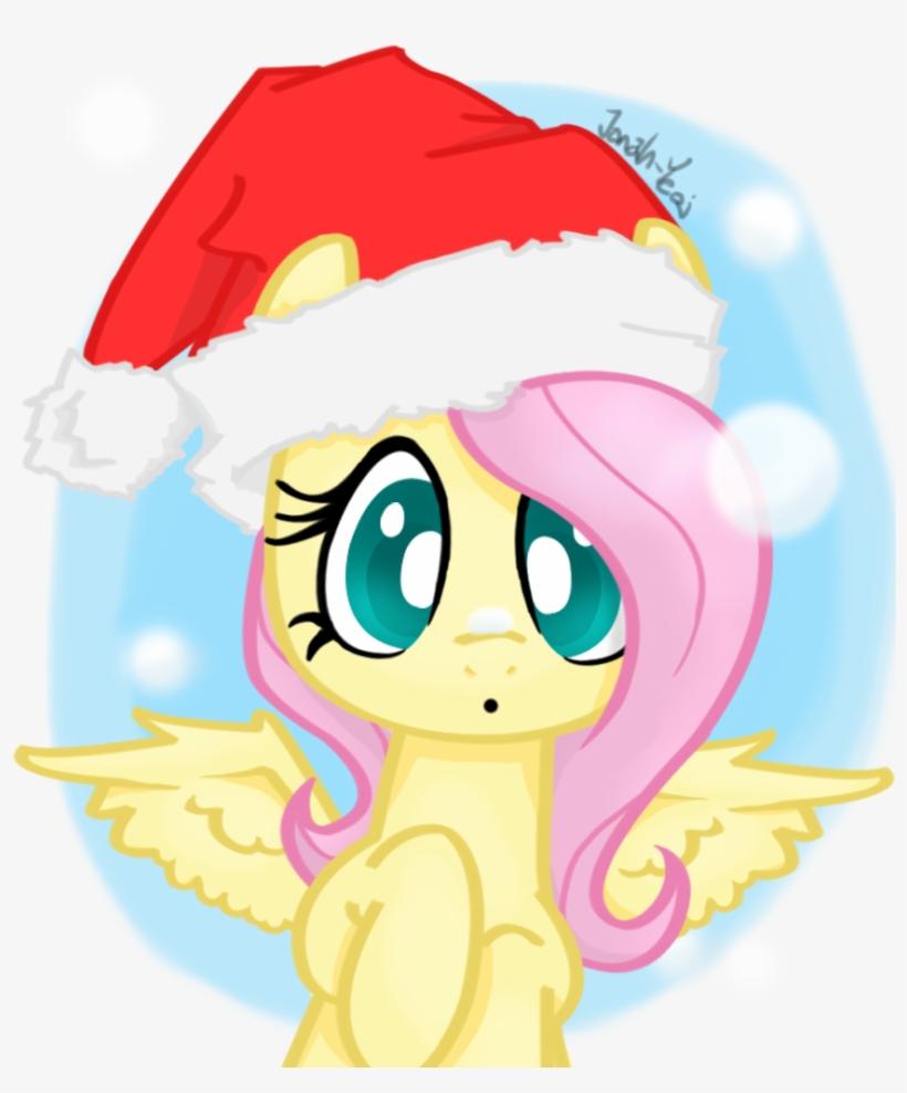 ругают картинки пони в новогодних шапочках единственный