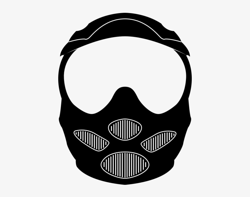 Paintball Mask Free Vector 600x600 Png Download Pngkit