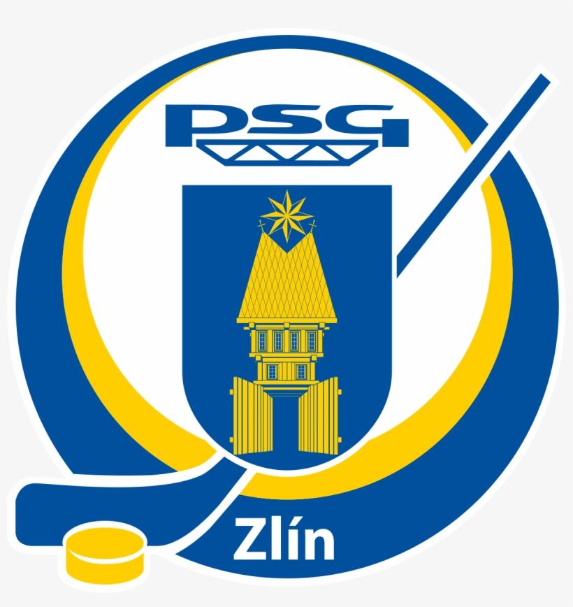 Psg Zlin Logo 1200x1212 Png Download Pngkit
