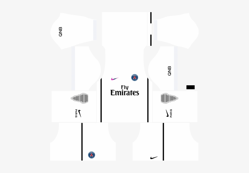 7b9ef3a88c9 Paris Saint Germain Psg Kit 2016-17 Dream League Soccer - 490x490 ...