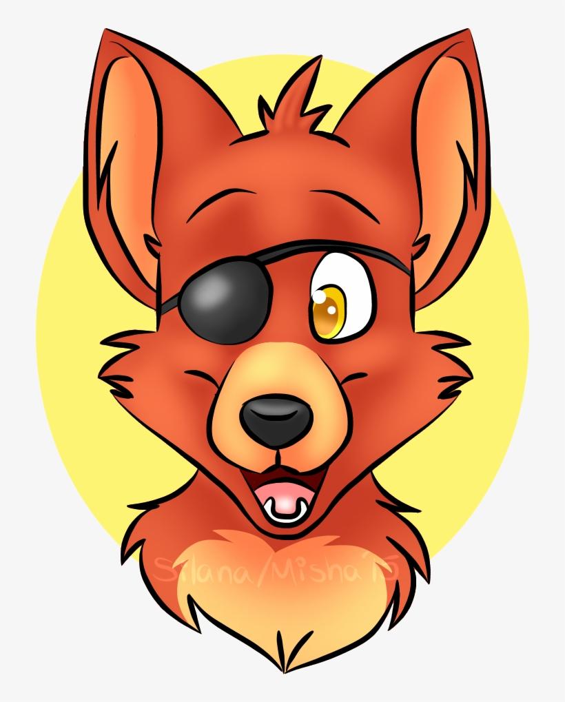Fnaf - Foxy Fox - Cartoon - 788x1010 PNG Download - PNGkit