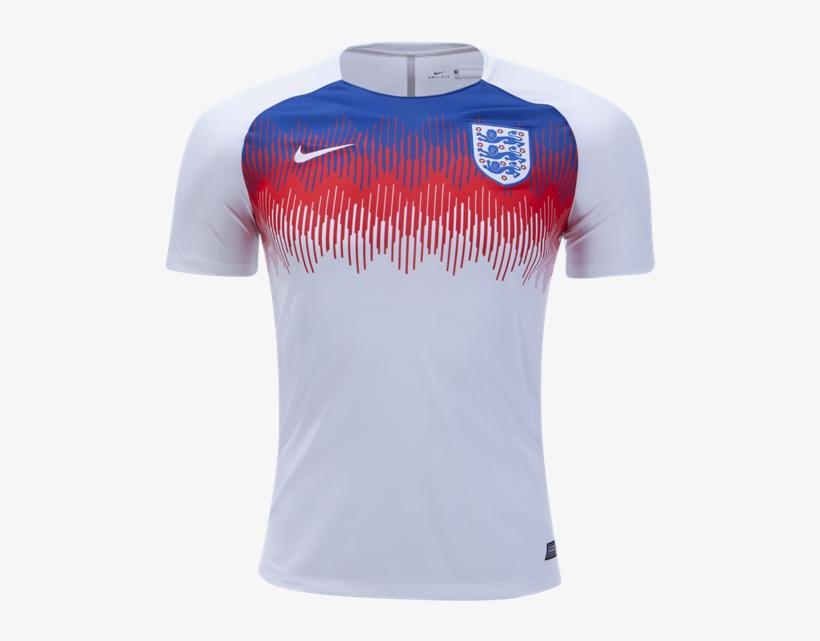 Camiseta Inglaterra 2018 Pre Match Entrenamiento - England World Cup  Training Kit b288e84e4