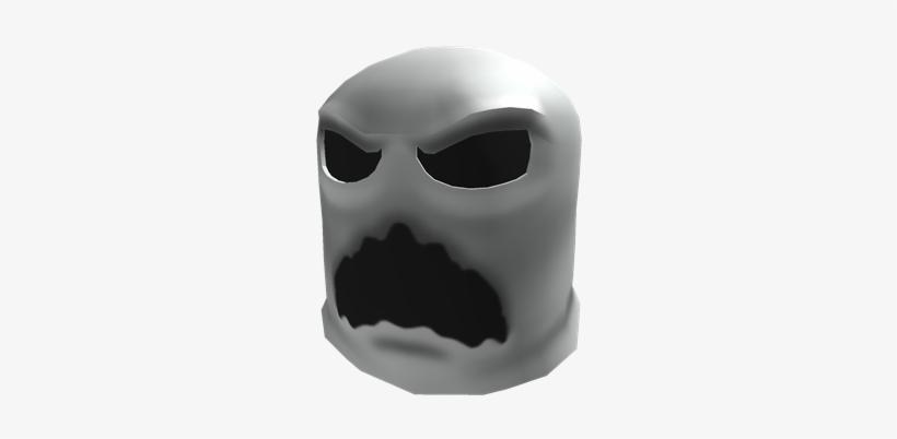Ghastly Ghoul Mask Roblox Ghastly Ghoul 420x420 Png Download