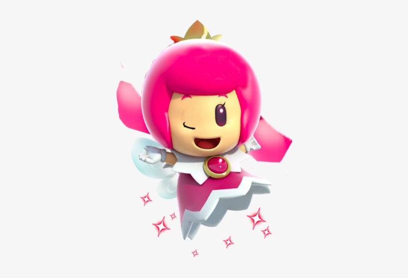 Pink Fairy Sprixie Princess 355x480 Png Download Pngkit