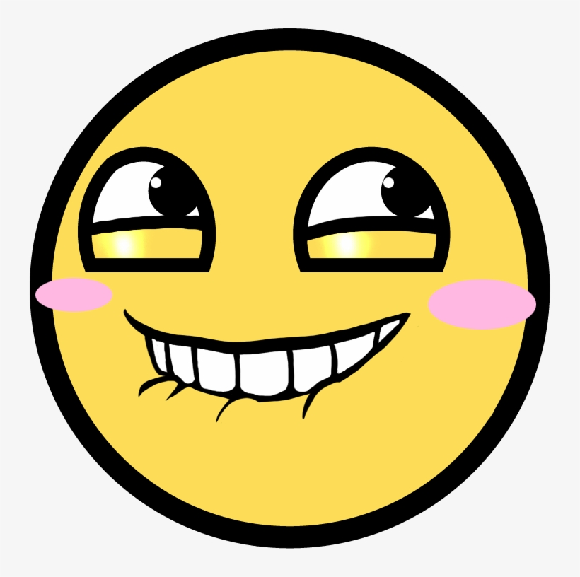 Rainbow Epic Smiley Face Roblox Rainbow Epic Face Png Epic Face Pic Awesome Face Png 736x736 Png Download Pngkit