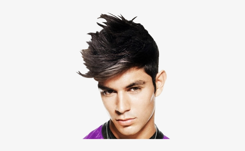 Men Hairstyle Png Boy New Hair Cut Style 400x428 Png Download Pngkit