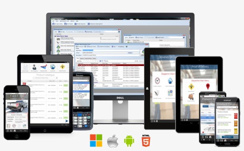 Cross Platform Mobile Frame - Software And Mobile Application
